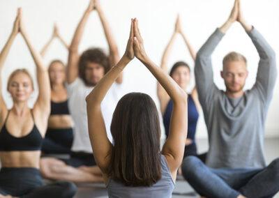 Therapeutisches Yoga